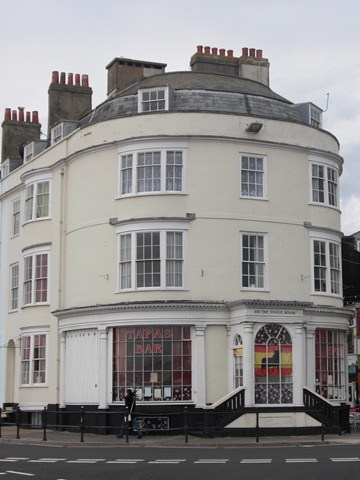 109, The Statue House, Weymouth where Granny Hart started in service 1935