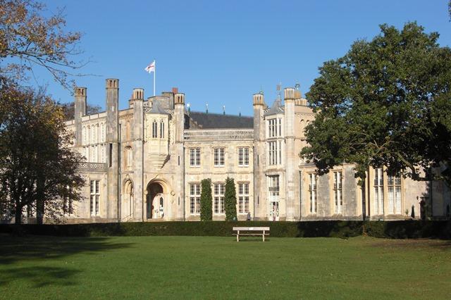11 - November - Highcliffe Castle