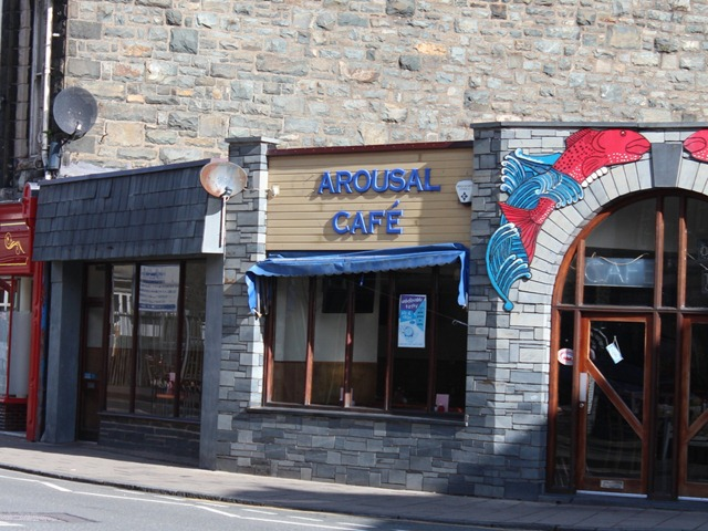 Arousal Cafe?!