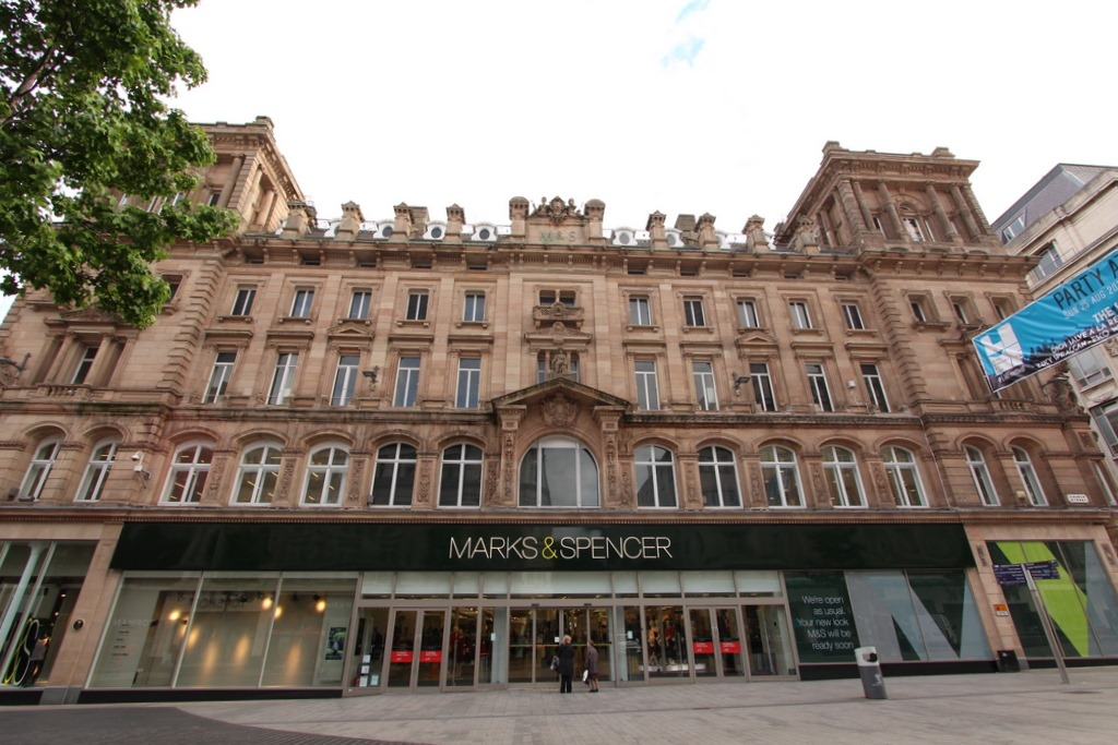 35 Church Street, Marks and Spencer