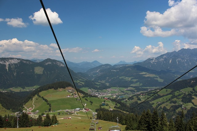 Chairlift from Hexenwasser