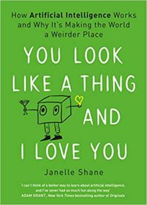 You look like a thing and I love you book cover